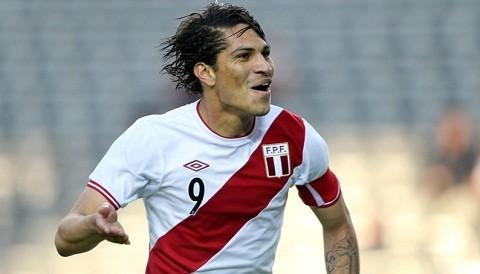 Paolo Guerrero: ojalá pueda anotar frente a Uruguay