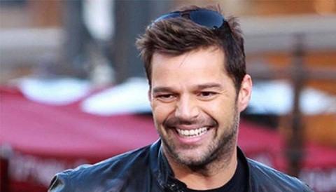 [FOTO] Ricky Martin posa junto a sus hijos por el Día del Padre