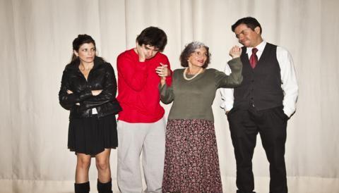 "Elenco de obra teatral ""Lúcido"" ofrecerá conferencia de Prensa"