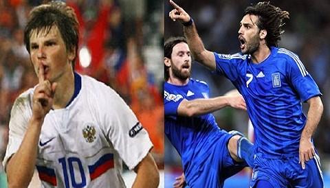 Eurocopa 2012: Conozca las alineaciones del encuentro entre Rusia vs. Grecia