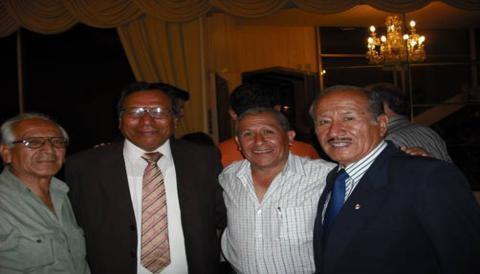Decimista peruano Diego Vicuña Villar presentó último libro