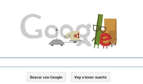"""Google rinde homenaje a los padres con emotivo """"doodle"""""""