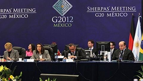 Grupo del G20 exhortará a Europa tomar drásticas medidas contra la crisis