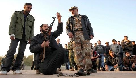 Siria: ¿Rebeldes o terroristas?