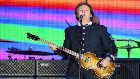 Paul McCartney confiesa que escribía las canciones borracho