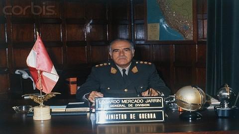 Ex Canciller Edgardo Mercado falleció hoy a los 93 años