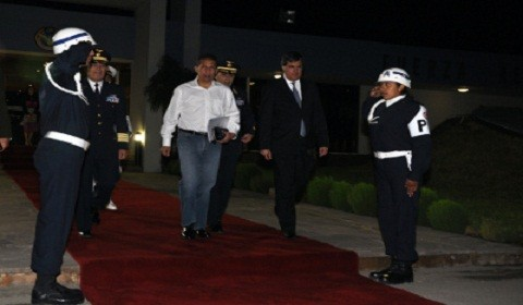 Presidente Humala parti esta noche a Brasil para asistir a Cumbre Ro+20