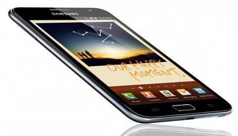 Samsung presenta la Galaxy Tab 2