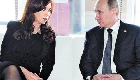 Argentina: YPF se asociaría con rusa Gazprom