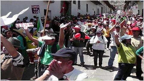 A causa del Paro: Empresarios de Cajamarca evalúan denuncias ante pérdidas económicas