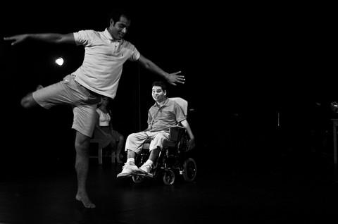 ¿Cuándo fue la primera vez que bailaste?: Obra de Danza - Teatro del Instituto Italiano de Cultura