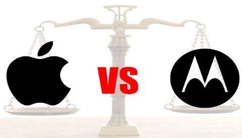 Un juez federal desestimó el pleito legal entre Apple y Motorola Mobility