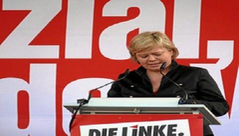 El servicio secreto interior alemán espía a diputados del Linke