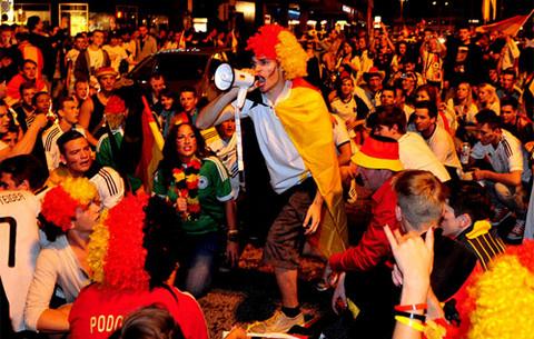 Eurocopa 2012: UEFA multó a Alemania con 25 mil euros
