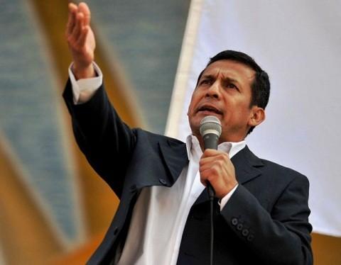 [VIDEO] Ollanta Humala en sus 50 años: 'La gran transformación se hará sin sobresaltos'