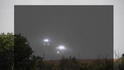 Tres casos de OVNIS estremecen al mundo