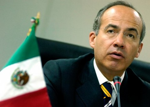Elecciones en Mxico: Felipe Caldern felicit la victoria de Enrique Pea Nieto