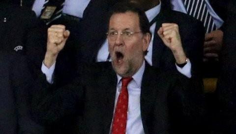 Rajoy y el fútbol