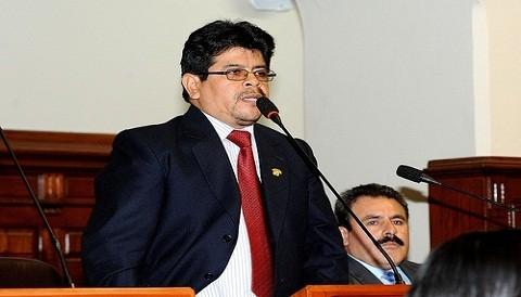 Congresista de Gana Perú: Gregorio Santos no puede someter a Cajamarca a sus caprichos
