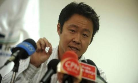 Kenji Fujimori a Gregorio Santos: usted es un mal presidente regional