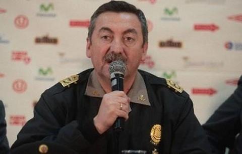 General Raúl Salazar: Marco Arana fue advertido tres veces antes de su detención