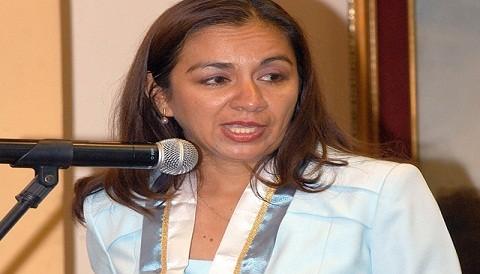 Marisol Espinoza sobre Óscar Valdés: no puede haber diálogo con alguien que desconfías