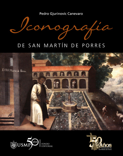 USMP publica 'Iconografa de San Martn de Porres'