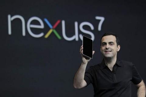 Fabricar una Nexus 7 cuesta 184 dólares