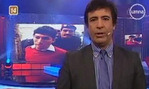 [VIDEO] Carlos Carlín ofreció disculpas públicas por reportaje de abuso sexual a menor