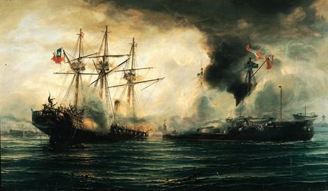 Antecedentes de la guerra con Chile