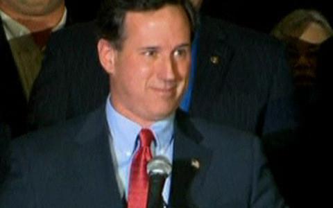Rick Santorum: 'Puerto Rico debe hablar inglés para ser estado de la Unión'