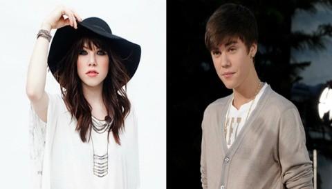 El sencillo de Justin Bieber y Carly Rae Jepsen verá la luz