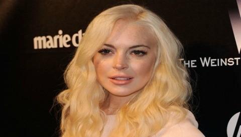 Lindsay Lohan niega haber atropellado al encargado de una discoteca