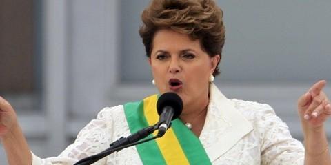 Dilma Rousseff: Argentina está con 20% de inflación