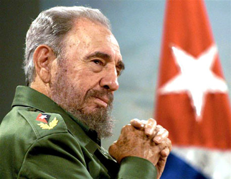 Fidel Castro: 'Informe AIEA es una alerta de guerra mundial'