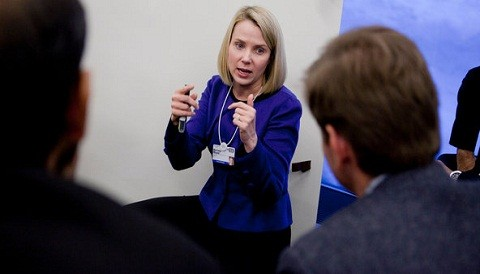 La empleada número 20 de Google es la nueva CEO de Yahoo