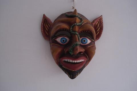Exposición 'Máscaras y Arte en Paucartambo' en el Centro Cultural El Olivar