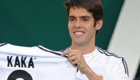 Kaká jugará en Italia pero en el Inter de Milán