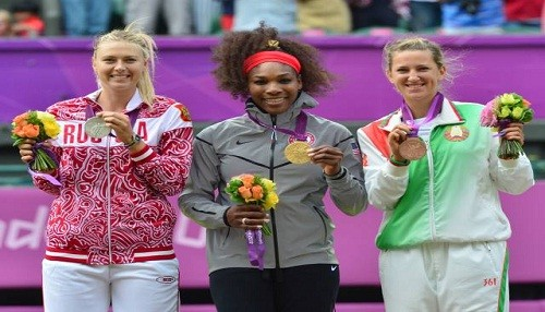 [FOTOS] Juegos Olmpicos: Reviva el oro de Serena Williams en la final del tenis femenino
