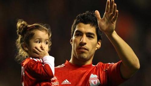 Luis Suárez renovó contrato con el Liverpool