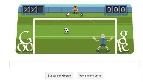Juegos Olímpicos: Google le dedica doodle al fútbol