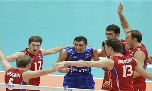 Vóley Masculino: Rusia derrotó a Brasil y se llevó la medalla de oro