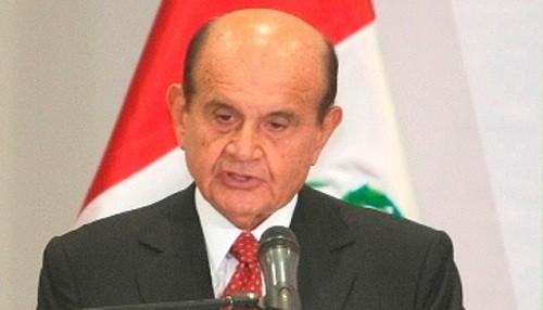 Presidente de Confiep insta a antimineros a suspender paro