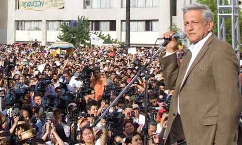López Obrador al PRI: no me dejaré engañar por argucias legaloides