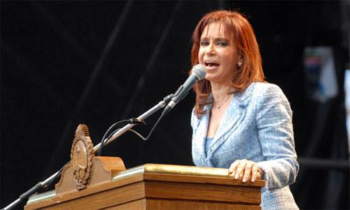 Cristina Fernández  a Europa: es absurdo solucionar crisis con austeridad