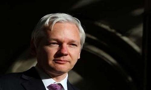 Julian Assange por aceptación de asilo político: gracias Ecuador