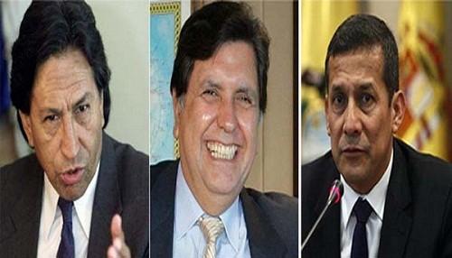 [Perú] Cuando tres presidentes se vacilan