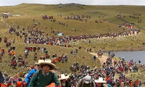 [Cajamarca] Una, dos, tres, muchas Congas