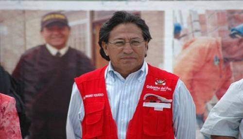 Alejandro Toledo: Los canales de diálogo se deben ampliar para evitar los conflictos sociales