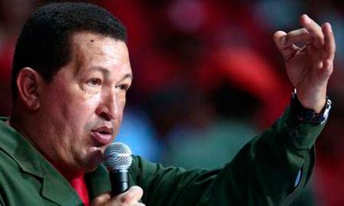 Hugo Chávez advierte que habrá guerra civil si Capriles gana elecciones